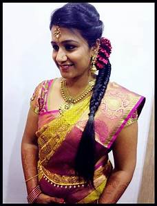 Hairstyles For Wedding Reception Indian Hairstyle For