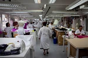 Dans l'atelier Christian Dior