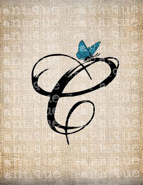 17 Best Ideas About Letter C Tattoo On Pinterest