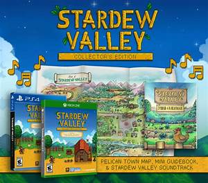 Stardew Valley Collector39s Edition Review Best Buy Blog