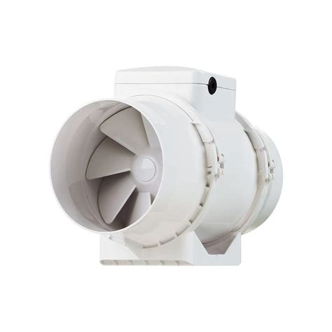 quiet inline duct fan vents us 327 cfm power 6 in energy star rated mixed flow