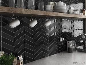Herringbone Subway Tiles The Chevron Collection
