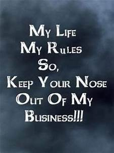 My Life My Rules - DesiComments.com