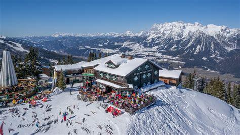 ski hauser kaibling hotel schloss thannegg