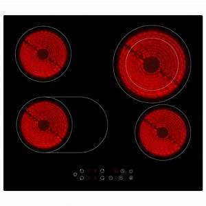 Nemaxx kf6601 glaskeramikkochfeld keramikkochfeld for Ceranfeld autark