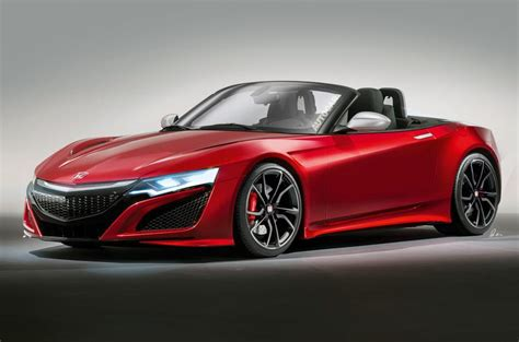 Honda New S2000 by Honda S Performance Rebirth Will Include A New S2000 With