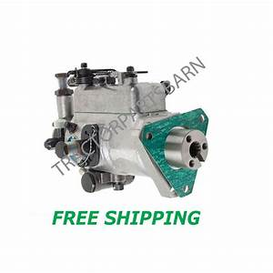 Ford Tractor New Cav Fuel Injection Pump 4000 4500 4600