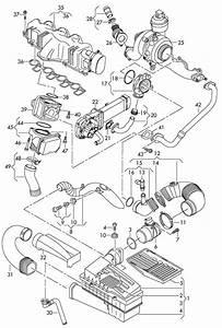 Audi A3 2 0l Gasket