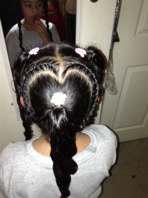 Hair Style Girl Simple And Easy For Short Hair For School