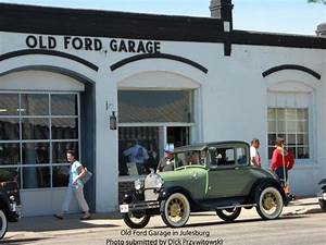 Garage Ford Montgeron : dp old ford garage ~ Gottalentnigeria.com Avis de Voitures