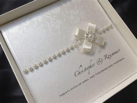 sample luxury handmade personalised wedding