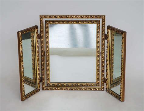 3 way vanity mirror interior top notch table three way vanity mirror for your