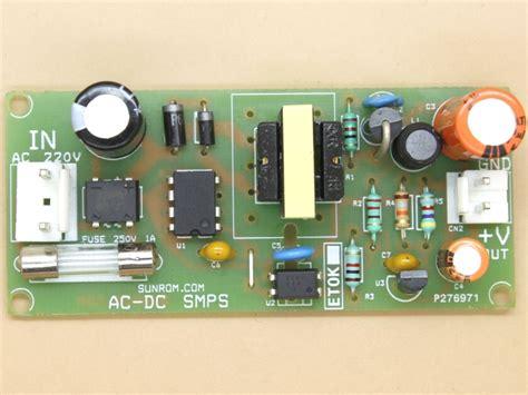 5v 2a smps circuit 1447 sunrom electronics technologies