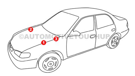 Bmw Paint Code Locations