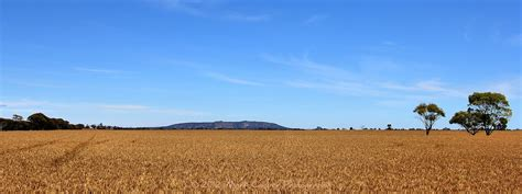 A Land of Sweeping Plains . . . | Mount Arapiles from just ...