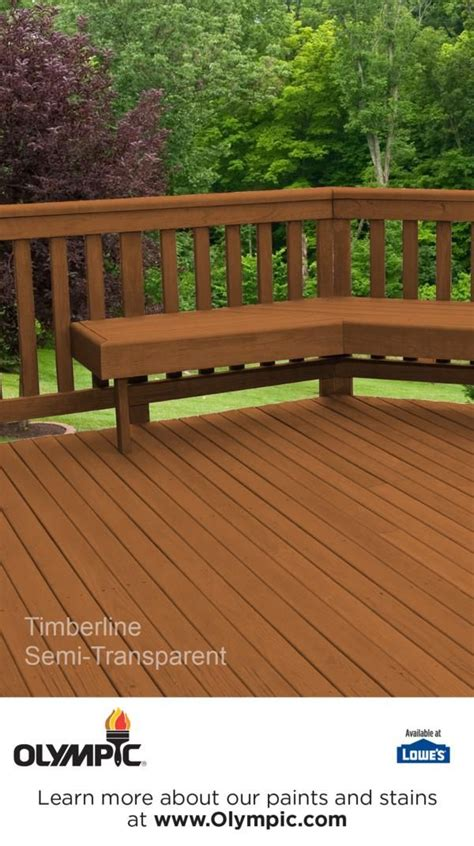 timberline semi transparent semi solid stain colors
