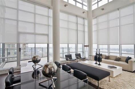 modern window dressings modern window treatments solar shades pinterest