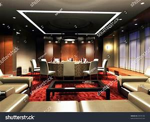 Rendering Restaurant Stock Photo 63976186 : Shutterstock