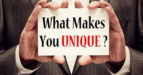 What Makes Me Unique? - Quiz - Quizony.com