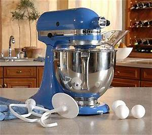 KItchen Aid QuotBlue Willowquot Color Have You Seen It Need