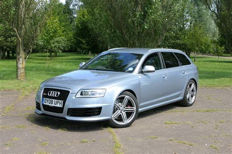 Audi Rs6 by Audi A6 Rs6 Review 2008 2010 Parkers