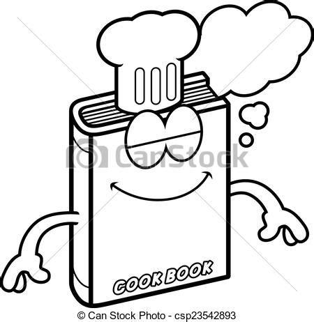 dessin animé cuisine vecteurs eps de livre cuisine dessin animé rêver a