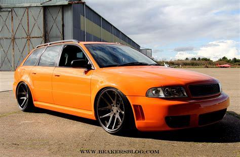 Audi Wagon by Station Wagon Orange Audi Lowered Wishlist