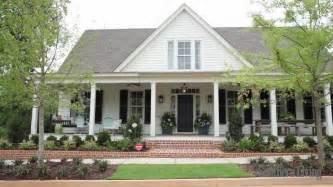 Simple Southern Farm House Plans Ideas by Southern Living S 2012 Farmhouse Renovation Sneak Peek