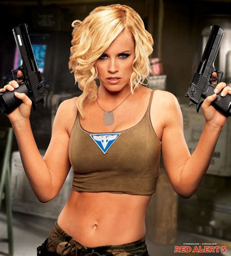 Jodi Lyn O Keefe Sexy Pics - the girls of red alert 3 and red alert uprising