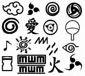 Naruto All Symbols
