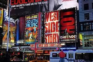 Broadway at Night by bluesman219 on DeviantArt