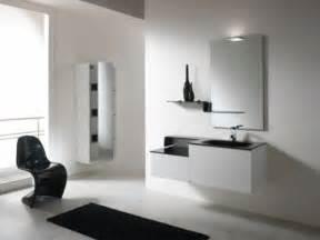 Déco Salle De Bain Noir Et Blanc : salle de bain noir et blanc de l 39 l gance ternelle ~ Melissatoandfro.com Idées de Décoration
