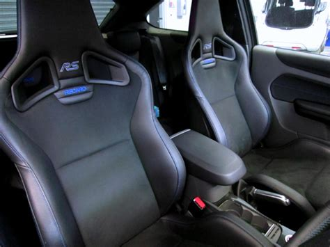 2011 ford focus rs recaro seats
