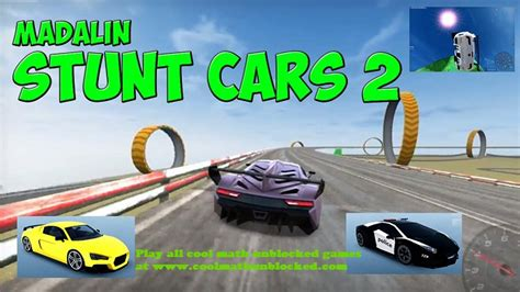 Madalin Stunt Cars 2 Unblocked Game Play Now
