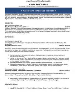 Writing An Engineering Resume by See Aerospace Engineer Resume Sle Here Resume Writing Service