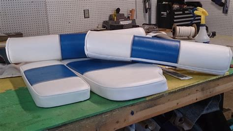 How To Do Marine Upholstery by Bay Boat Marine Upholstery Grateful Threads Custom