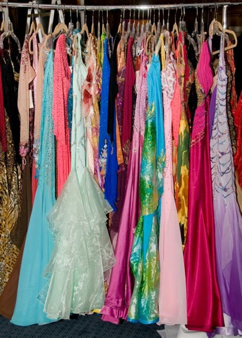 planning  prom dress  sale event thriftyfun
