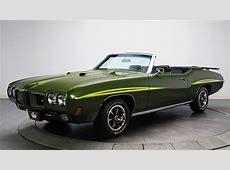 1970 Pontiac GTO Judge Convertible Wallpapers & HD Images
