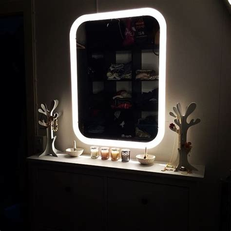 Bedroom Vanity With Mirror Ikea by Storjorm Mirror Ikea 75 For Dresser Bedroom