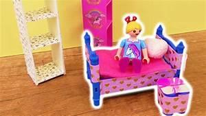Playmobil DIY Mbel Selber Machen Playmobil Kinder Zimmer