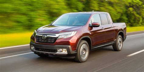 best honda trucks honda ridgeline review business insider