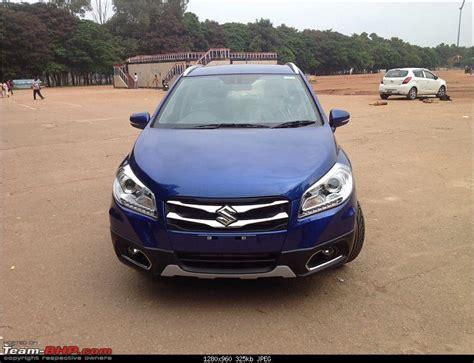 Maruti S Cross Official Review Team Bhp  Autos Post
