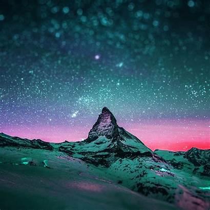 Starry Sky Night Cool Desktop Windows Wallpapers