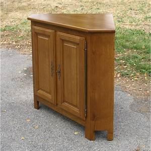 Meuble D Angle Chambre : meuble d 39 angle bas d 39 annie meubles de normandie ~ Teatrodelosmanantiales.com Idées de Décoration