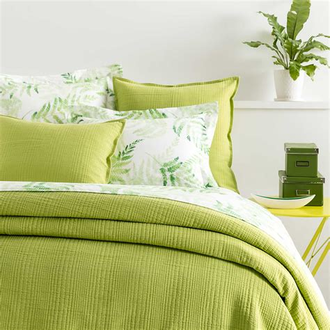 Green Coverlets by Green Matelass 233 Coverlet Pine Cone Hill