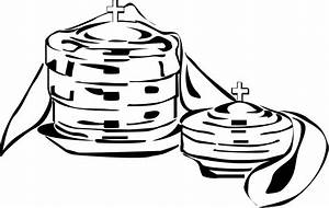 Communion Black And White Clipart - Clipart Suggest