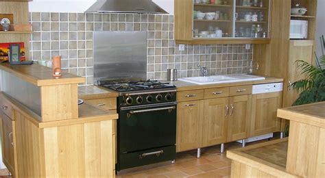 cuisine bois naturel meuble cuisine bois brut 73 ides de cuisine moderne avec