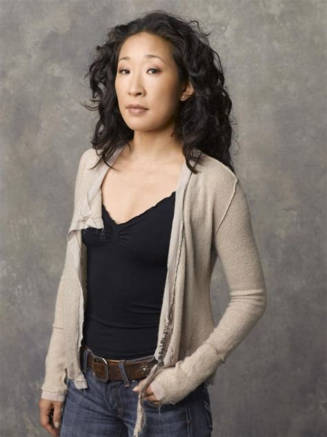 sandra oh heritage difference between black and brown hair is it a white