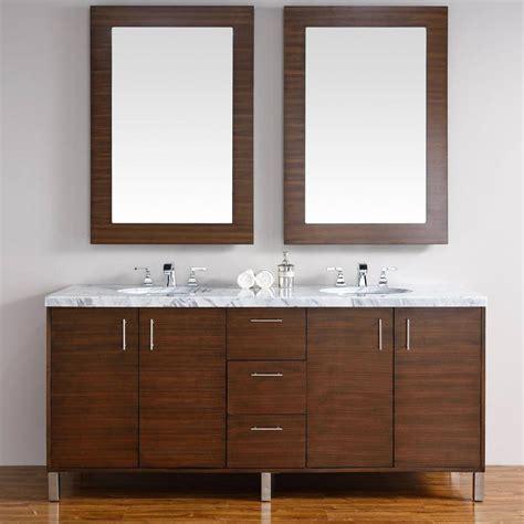 "James Martin Metropolitan Collection 72"" Double Vanity"