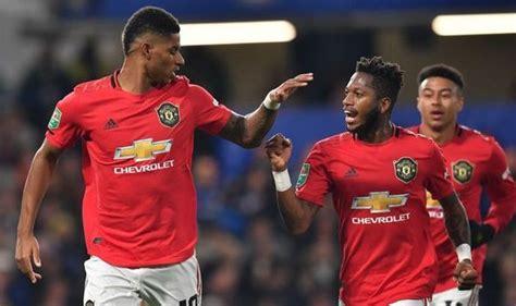 Man Utd player ratings vs Chelsea: McTominay and Rashford ...